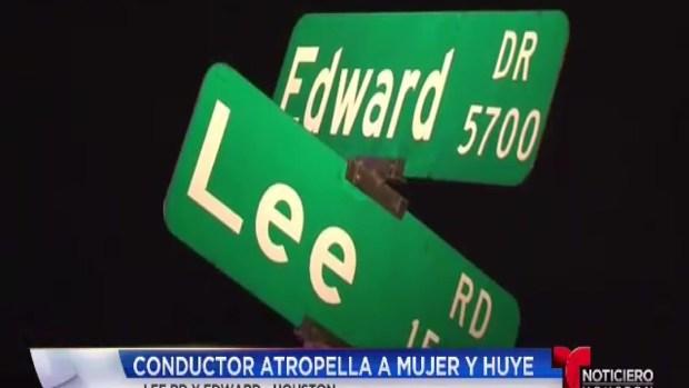 [TLMD - Houston] Piden información en caso de hispana atropellada mortalmente
