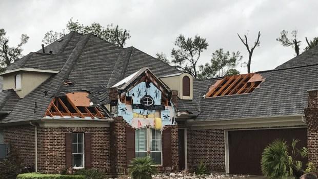 La destrucción de Houston por el huracán Harvey en 10 imágenes conmovedoras