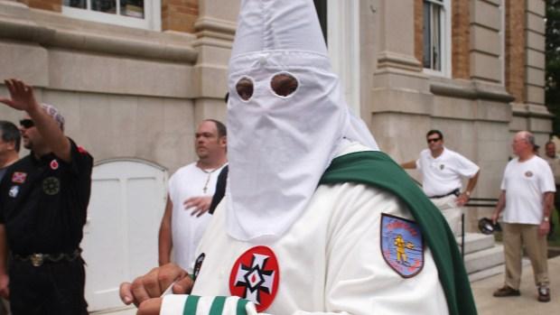 Fotos: la historia del Ku Klux Klan, marcada por el racismo