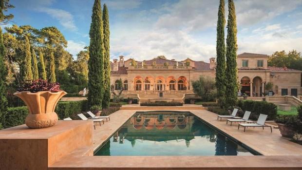 La mansión de $30 millones a la venta en Houston