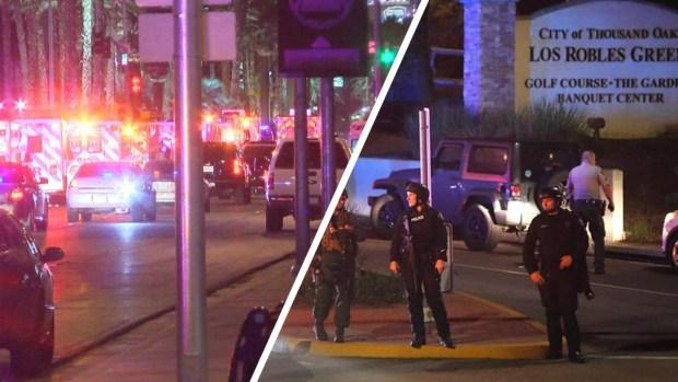 Sobreviven dos masacres: asistentes estaban en tiroteos en Las Vegas y Thousand Oaks
