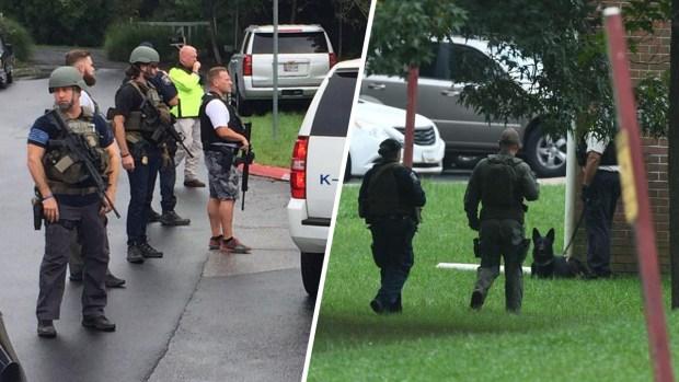 Policía: mujer abre fuego en su trabajo, mata a tres y se dispara