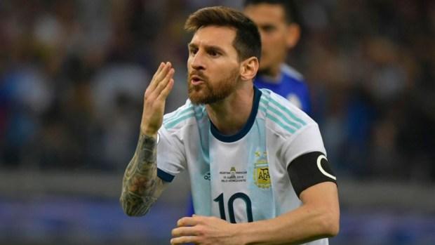 [Copa America - PUBLICADO] El amoroso mensaje que motiva a Lionel Messi en la Copa América 2019