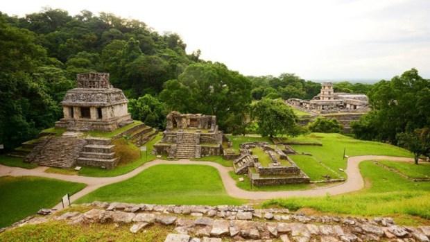 La ancestral tumba maya del rey Pakal será remozada