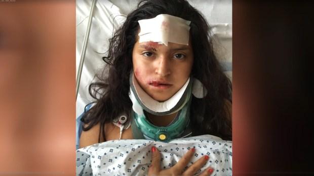 Natalie Romero, la hispana de Houston atropellada en ataque racial