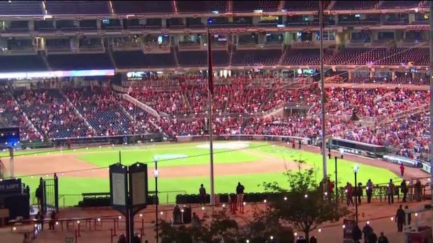 [TLMD - LV]Nationals vencen a los Astros 7 - 2