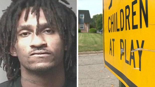 Policía: padre aterroriza a su hija al perseguirla con máscara de payaso