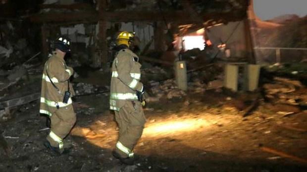 Video: Estos fueron los daños de la explosión