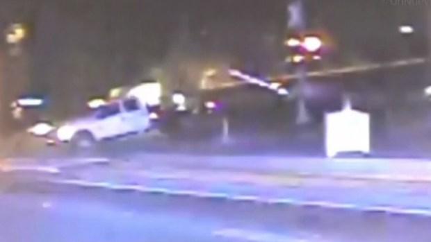 Video: Increíble accidente captado en cámara