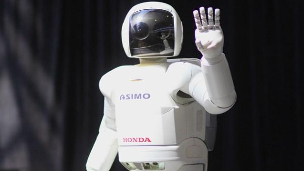 Galería: Un robot mejorado