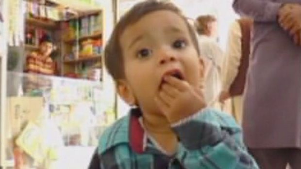 Video: Acusan a bebé de intento de asesinato