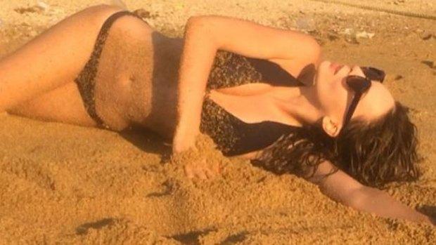 Video: Belinda, sexy desatada en Dominicana