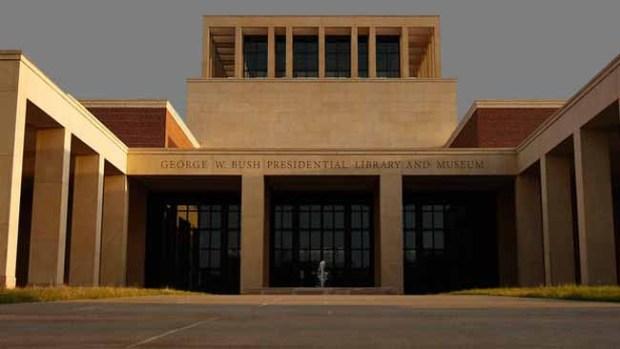 Video: ¿Qué es una biblioteca presidencial?