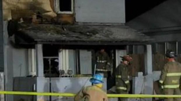 Video: Mueren dos bebitos en incendio de casa