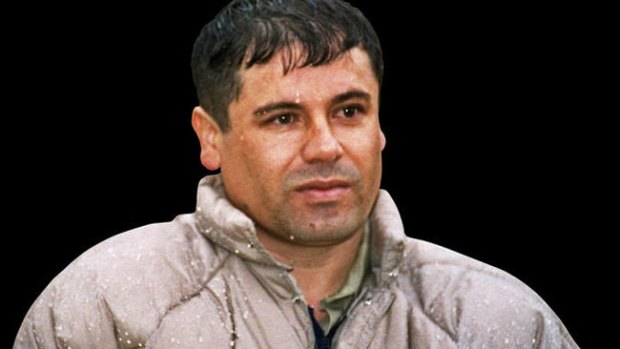 "Video: Buscan a ""El Chapo"" en California"