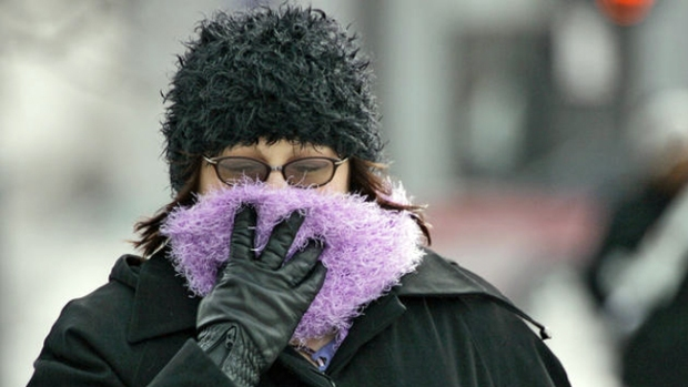 Video: Temperaturas bajo cero rompen récord