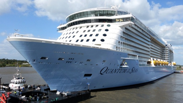 "Video: ""Quantum of the Seas"", gigante del mar"