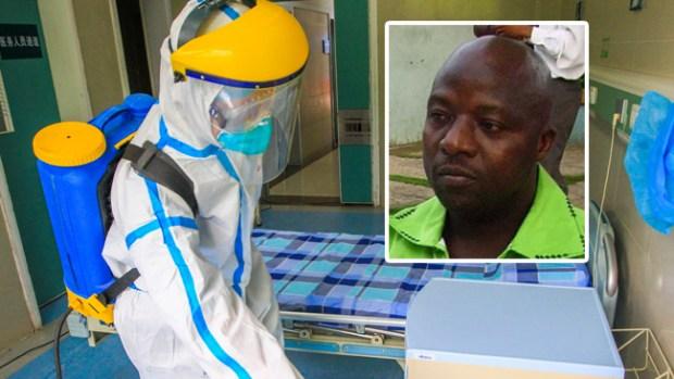 Video: 100 personas, posible contacto con ébola