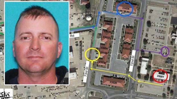 Video: Masacre en Fort Hood duró 8 minutos