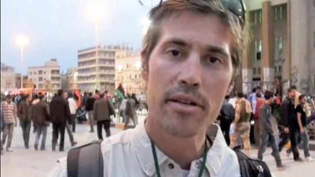 Video: EEUU condena ejecución de periodista