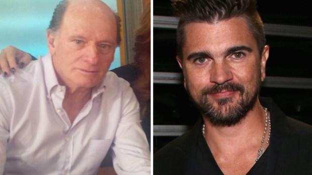 Video: La pelea entre Juanes y su ex manejador