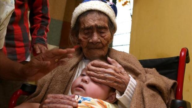 Video: Mexicana llega a los 127 años de edad