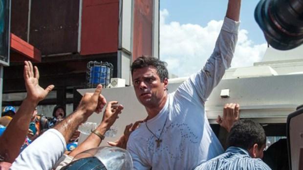 Video: Inicia juicio de Leopoldo López
