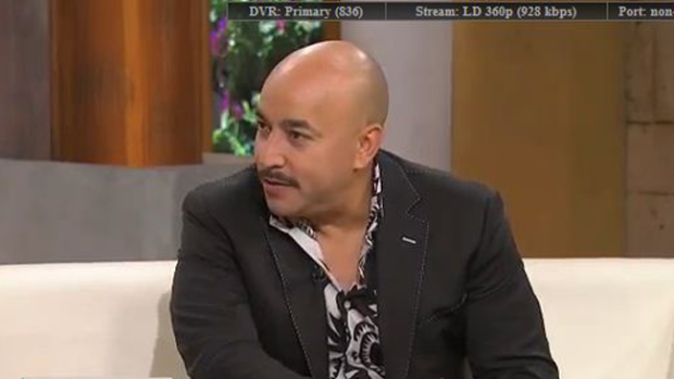 """Video: Lupillo Rivera apadrina """"Un nuevo día"""""""