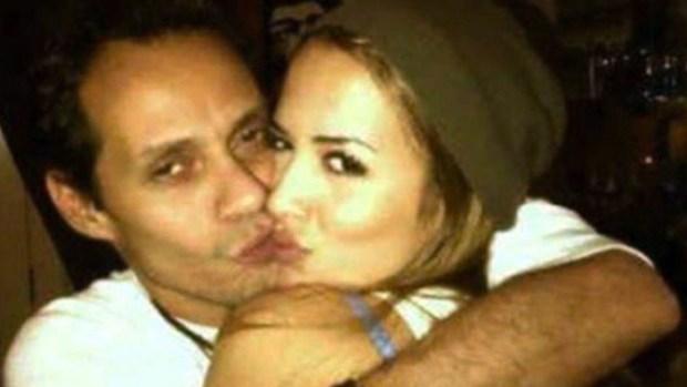 Video: Marc Anthony: ¿con nuevo amor?