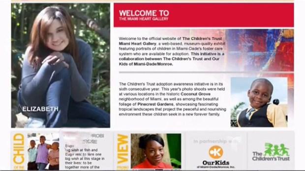 Video: Sitio web al rescate de niños huérfanos