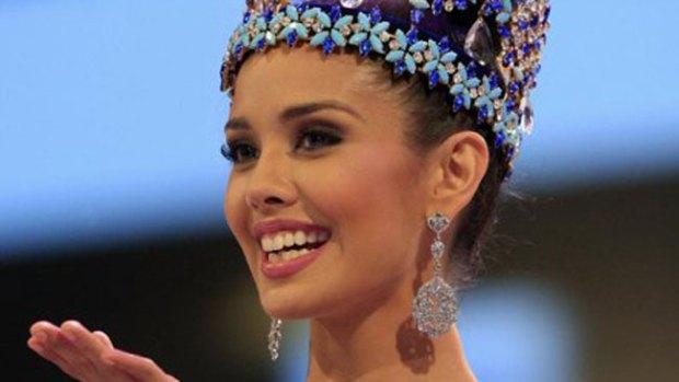Video: Miss Filipinas gana Miss Mundo