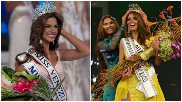 Video: Puerto Rico elige rival de Miss Venezuela