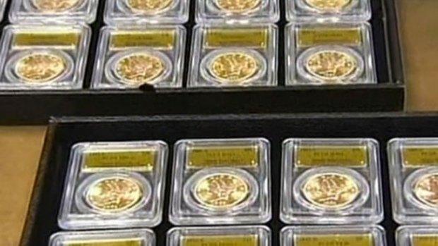 Video: Encuentran millonario tesoro en jardín