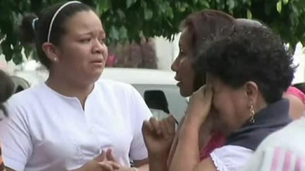 Video: Horror en México por secuestro de niños