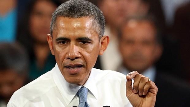 Video: Obama alienta a activistas que ayunan