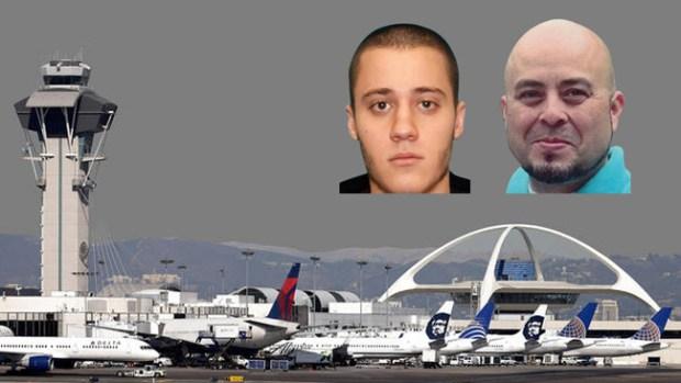 Video: Alerta y angustia tras ataque en LAX
