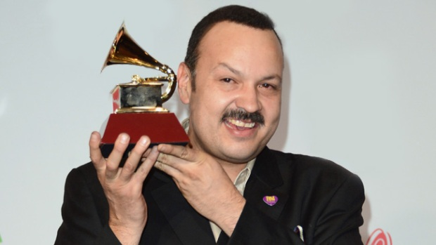 Video: Pepe Aguilar adornará el Museo Grammy
