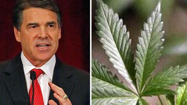 Video: ¿Perry quiere legalizar la marihuana?