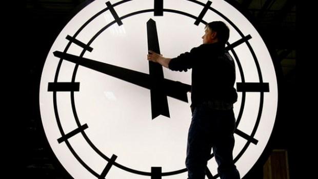 Video: Domingo: se adelanta una hora el reloj
