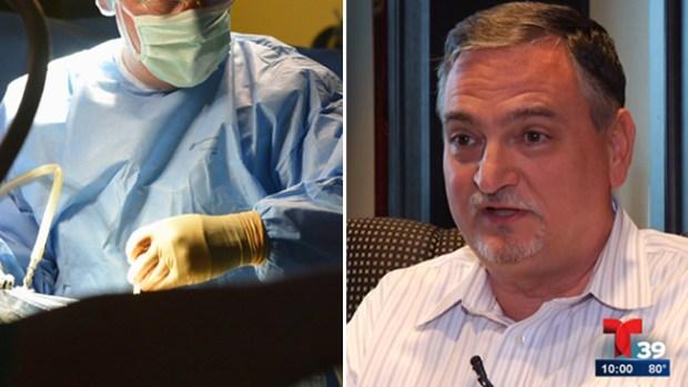 Video: Le extirpan el riñón equivocado