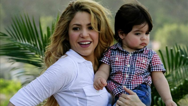 Video: Video: Hijo de Shakira aprende a leer