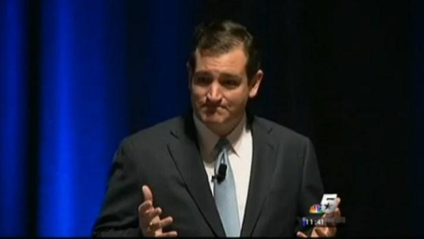 Video: Cruz también divide en Texas