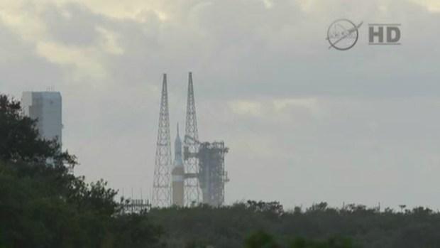 Video: Aplazan lanzamiento de cápsula Orion