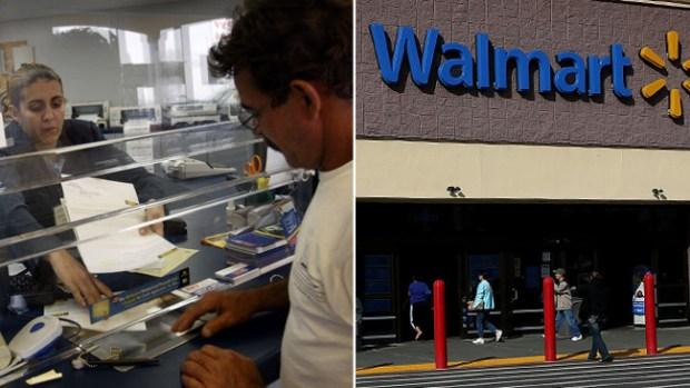 Video: Wal-Mart ofrece transferencias de dinero