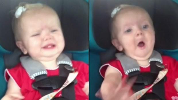 Video: Del llanto al canto con Katy Perry