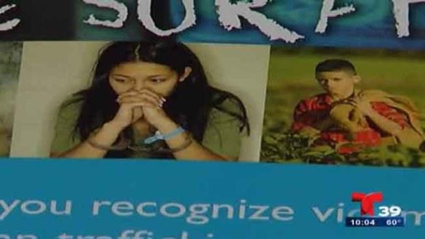 Video: Tráfico humano: a la alza en Texas