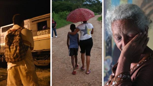 Fotos: Tenosique, un refugio para inmigrantes