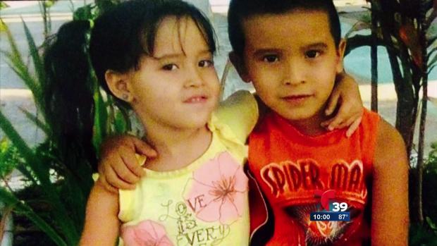 Video: Busca afanosamente a hijos inmigrantes