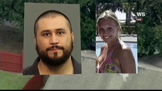 Video: Zimmerman sale libre tras pagar fianza