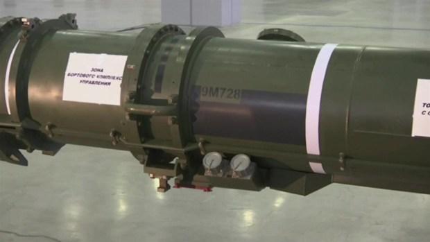 [TLMD - LV] Rusia presenta su misil de crucero 9M729